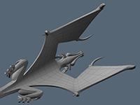 Моделирование дракона