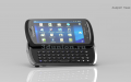 3d модель сотового телефона Sony Ericsson Xperia Pro.